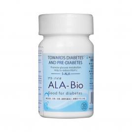 Viên uống hỗ trợ điều trị tiểu đường Ala Bio 30 viên