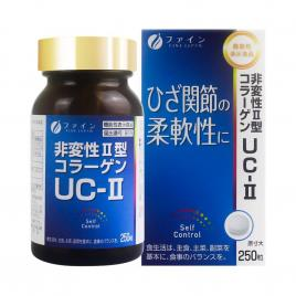 Viên uống bổ xương khớp UC-II Fine Japan 250 viên