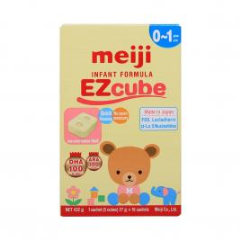 Sữa Meiji Infant Formula EZcube Nhật Bản 80 viên (Cho bé 0 -12 tháng)