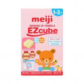 Sữa Meiji EZcube Growing Up Formula Nhật Bản 80 viên (Cho bé 12 - 36 tháng)