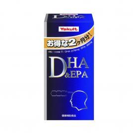 Viên uống bổ não DHA & EPA Yakult Currently 240...
