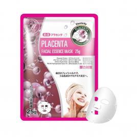 Mặt nạ nhau thai Mitomo Natural Placenta Elasticity (1 miếng)