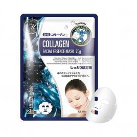 Mặt nạ dưỡng da Mitomo Natural Collagen Elasticity (1 miếng)