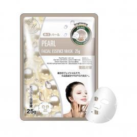 Mặt nạ ngọc trai Mitomo Natural Pearl Brightening (1 miếng)