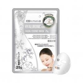 Mặt nạ dưỡng ẩm Mitomo Natural Hyaluronic Acid Moisturizing (1 miếng)