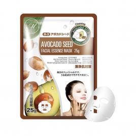 Mặt nạ hạt bơ Mitomo Natural Avocado Seed Cleaning (1 miếng)