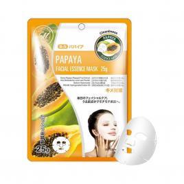 Mặt nạ đu đủ Mitomo Natural Papaya Cleanliness (1 miếng)