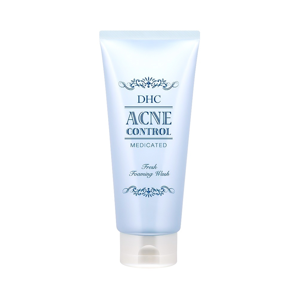 [QUÀ TẶNG SAMPLE] Sữa Rửa Mặt Trị Mụn DHC Acne Control Fresh Foaming Wash 130g - 4511413523872