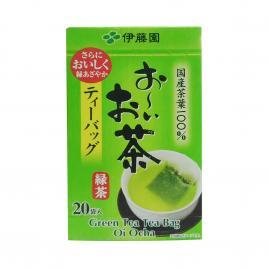 Trà xanh túi lọc Nhật Bản Oi-Ocha 20 gói