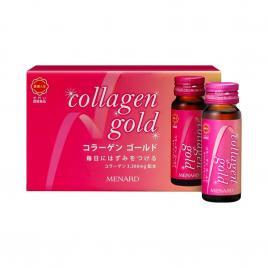 Nước uống Menard Collagen Gold (Hộp 10 chai x 30ml)