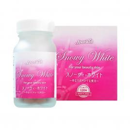 Viên uống trắng da JpanWell Snowy White 120 viên
