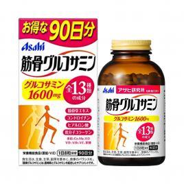 Viên uống bổ xương khớp Glucosamine Chondroitin Asahi 720 viên