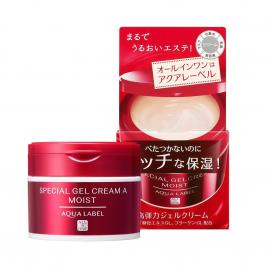 Kem dưỡng ẩm trắng da Shiseido Aqualabel Special Gel 5 in 1 90g