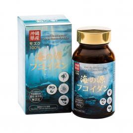 Viên uống hỗ trợ điều trị ung thư Fucoidan Umi No Minamoto 180 viên
