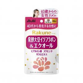 Viên uống cân bằng nội tiết tố nữ Asahi Rakune 28 viên