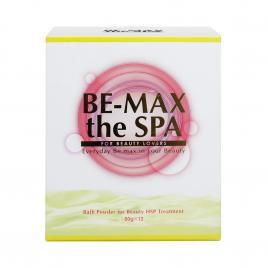 Bột tắm trắng Be-Max The Spa Bath Powder (Hộp 12 gói x 50g)