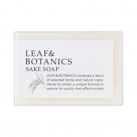 Xà phòng rửa mặt gạo lên men Leaf & Botanics Soap Sake 90g