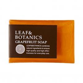 Xà phòng rửa mặt hương bưởi Leaf & Botanics Mother Soap Grapefruit 90g