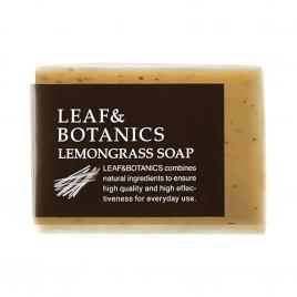 Xà phòng rửa mặt hương sả Leaf & Botanics Mother Soap Lemongrass 90g
