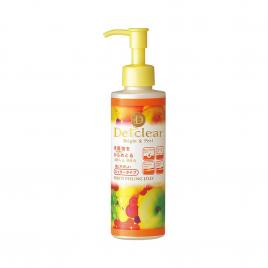 Gel tẩy tế bào chết Meishoku Detclear Bright & Peel 180ml (Hương trái cây)