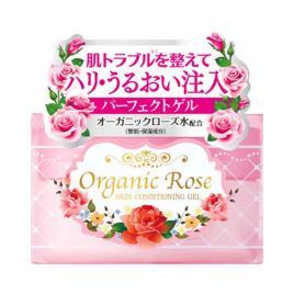 Gel dưỡng hoa hồng 5 in 1 Meishoku Organic Rose Skin Conditioner Gel 90g