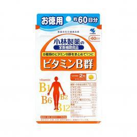 Viên uống bổ sung vitamin B và Canxi Kobayashi 120 viên