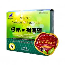 Viên uống hỗ trợ điều trị ung thư Fucoidan Mekabu Nano Japan 180 viên