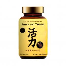 Viên uống nấm linh chi sừng hươu Mirako Organic Shika No Tsuno 120 viên