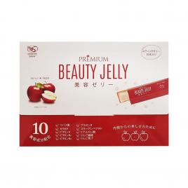 Thạch Collagen & Placenta Shiratori Beauty Jelly 30 thanh