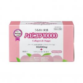Nước uống Collagen de Happy 10000mg (Hộp 10 chai x 50ml)