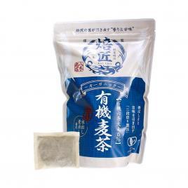 Trà lúa mạch hữu cơ túi lọc Baisho Nhật Bản 20 túi