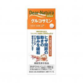 Viên uống bổ xương khớp Glucosamine Asahi Dear Natura 360 viên
