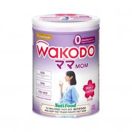 Sữa dành cho mẹ bầu Wakodo Mom số 0 Nhật Bản 830g