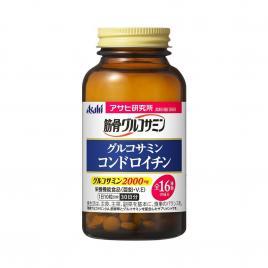 Viên uống bổ xương khớp Glucosamine Chondroitin Asahi 2000mg 300 viên