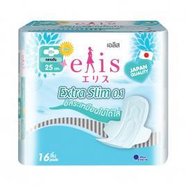 Băng vệ sinh Elis Extra Slim 0.1 RP 25cm 16 miếng
