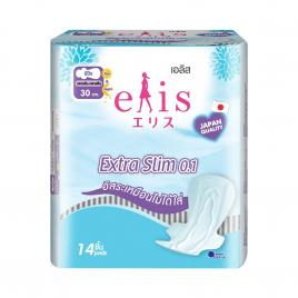 Băng vệ sinh Elis Extra Slim 0.1 RP 30cm 14 miếng