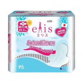 Băng vệ sinh Elis Extra Slim 0.1 RP 22.5cm 9 miếng
