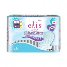 Băng vệ sinh Elis Extra Slim 0.1 MP 30cm 7 miếng