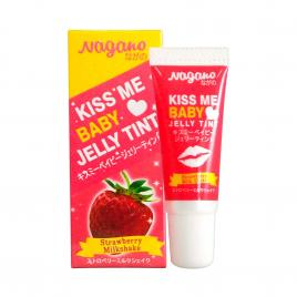Son dưỡng Collagen Nagano Kiss Me Baby Jelly Tint 10ml