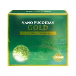 Viên uống hỗ trợ điều trị ung thư JpanWell Nano Fucoidan Gold 120 viên