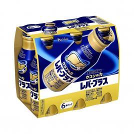 Nước nghệ giải rượu bổ gan Plus Ukon House (Hộp 6 chai x 100ml)