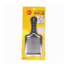 Bàn nạo inox mài nhỏ thực phẩm có tay cầm Nhật Bản (0814)