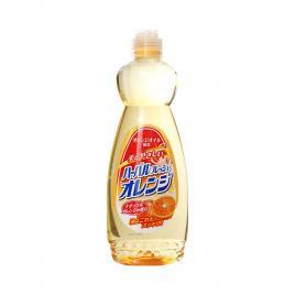 Nước rửa chén diệt khuẩn tinh chất cam Mitsuei Nhật Bản 600ml