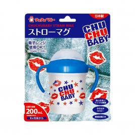 Bình uống nước có ống hút ChuChuBaby 200ml