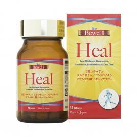 Viên uống bồi bổ sụn khớp Waki Bewel Heal 45 viên