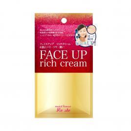 Kem nâng cơ Cosmetex Roland Loshi Face Up Rich Cream 30g