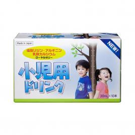 Nước uống bổ sung vitamin cho trẻ JpanWell TopLoan (Hộp 10 chai x 30ml)