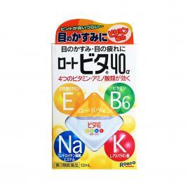 Nước nhỏ mắt Rohto Vitamin Rotovita Nhật Bản 12ml