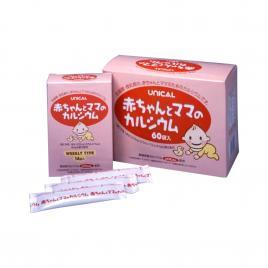 Bột bổ sung Canxi Unical Mama Nhật Bản 28 gói