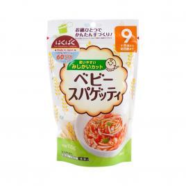 Mỳ ăn dặm Baby Spaghetti HakuBaku 100g (Cho trẻ từ 9 tháng)
